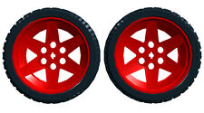 Lego EV3 LargeTires + Wheels (robot,tyre,technic,racer,grand,prix,smooth,zr,rob)