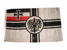 3x5 German Deutsch Reich Imperial Germany WW1 Historical Naval Flag 3'x5' Banner
