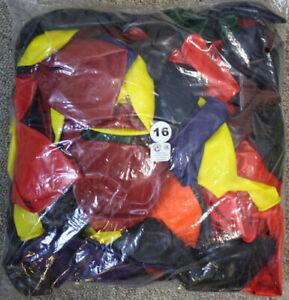 Luftballons, Latex Occidental 16 Zoll = 40cm Durchmesser gem Farben nur Kristall