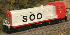 Bowser 23764 HO Scale DS4-4-1000 SOO 312 +Sound - C-10 Mint Brand New