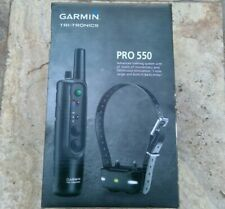 🌟🎈 GARMIN TRI-TRONICS Pro 550 Advanced Dog Trainer Collar System 🌟