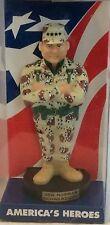 Americas Heroes Desert Storm General Norman Schwarzkoph Figure US Army Vintage