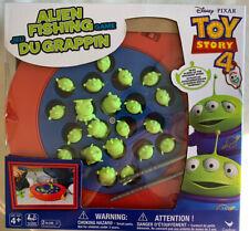 Toy Story 4 ALIEN FISHING motorized & DOMINOES
