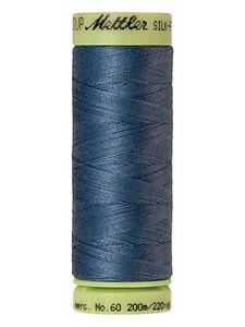 Mettler Cotton Thread Silk Finish 60wt Tex 23 2 ply 200m spools Page 3