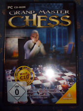 GRAND MASTER CHESS Schach USK0 PC CD-ROM Windows Game RAR+TOP+günstig!!!