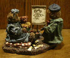 "Ganz Cottage Resin Figurine by Lorraine Chien, #CC2035 FAMILY PORTRAIT 4""x5"""