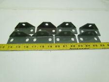 Hytrol Conveyor Replacement Repair Part Small Angle Bracket Lot Of 8