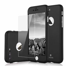 Luxury UltraThin Shockproof Hybrid 360 Case Cover For Apple iPhone Phones
