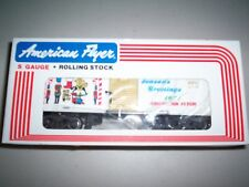 American Flyer #48311  1991 Christmas Box Car