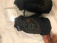 New Gordini Toddler XL Snow Winter Gloves Butterfly NEW