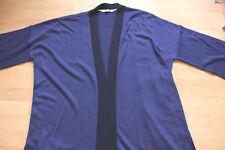 BODEN blue  Kimono Coatigan  size  XL   WU036