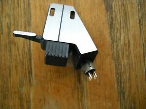 Original Vintage Philips Headshell for AF 677 777 877 etc.Turntables with leads