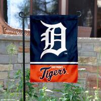 Detroit Tigers Garden Flag and Yard Banner
