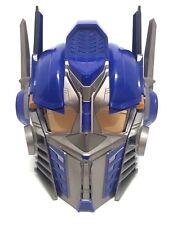 Transformers Optimus Prime Talking Voice Changer Helmet Mask Halloween Costume