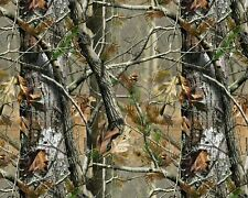 19x79 Water Transfer Dip Hydrographic Hydro Film Real Tree Camo Fall Leaf Ua