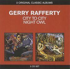 Gerry Rafferty - City To City  Night Owl [CD]