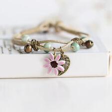 Gemma  High Quality Exquisite Hand-Woven Ceramic Beads Bracelet Women Girl Gift