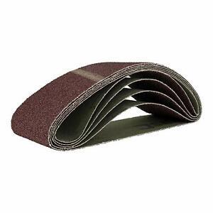 Schleifbänder 100 x 915 mm Mix K60-400 Schleifband Bandschleifer Schleifpapier