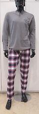 Happy People pigiama uomo cotone invernale,pantalone quadri,pajamas.2756 tg S/46