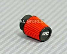 RC Drift Car INTAKE CONE Performance FILTER RC Scale Accessories ORANGE