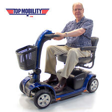 Pride Mobility VICTORY 10 Electric Scooter SC710 4-Wheel Senior Used Best Buy