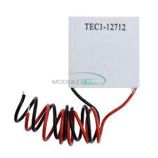 TEC1-12712 Heatsink Thermoelectric Cooler Cooling Peltier Plate AL Module