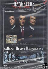 Dvd **QUEI BRAVI RAGAZZI** di Martin Scorsese con Robert De Niro nuovo 1990