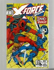 X-Force # 11 Nm Marvel Comic Book X-Men Deadpool Domino Cable Wolverine Sm19