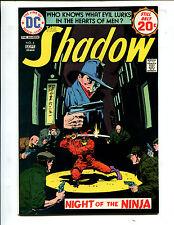 THE SHADOW #6 NIGHT OF THE NINJA! (9.2) 1974