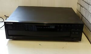 Kenwood DP-R4080 Compact Disc Player 5 CD changer
