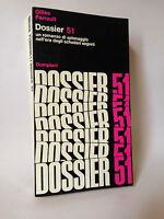 DOSSIER 51 - G.Perrault [Bompiani, 1970]