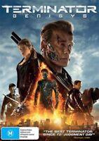 Terminator Genisys DVD : NEW