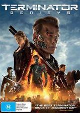 Terminator - Genisys (DVD, 2015) NEW R4  Arnold Schwarzenegger