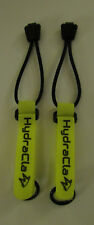 HydraClaw Water Bottle Straps (Yellow) Don't lose your nutrition!