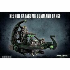 Warhammer 40k - Necron Catacomb Command Barge - Brand New in Box! - 49-12