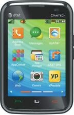 Pantech Renue P6030  (GSM Unlocked) Smartphone - Black