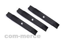 3 Murray Messer Rasentraktormesser 46 Zoll Mähwerk (117 cm) Mulchmesser( 3/4252