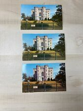 VTG 3X Postcard Old Louisiana State Capitol building at Baton Rouge LA Unposted
