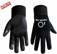 Winter Gloves Kids Boys Thinsulate Lined Warm Outdoor Thermal Sports 3-15 Year