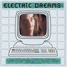 ORIGINAL SOUNDTRACK - ELECTRIC DREAMS NEW CD