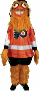 Gritty Child Costume - National Hockey League Mascot Kid's Size 7-10