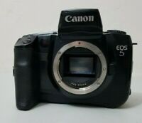 Canon EOS 5 35MM SLR Film Camera Vintage