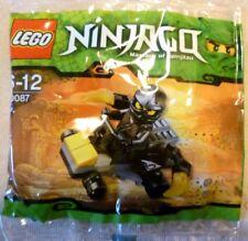 COLLEZIONE LEGO polybag-Ninjago-Cole ZX 'S CAR Set - 30087 - 2012-Nuovo con confezione