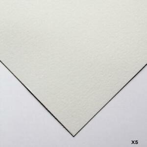 BLOTTING PAPER Acid Free - White - 300gsm - A1 - 5 Sheets