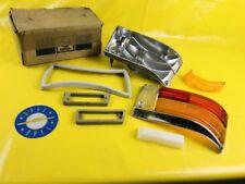 NEU + ORIGINAL Opel Kadett B Rücklicht Blinker Beleuchtung Coupe Glas Dichtung