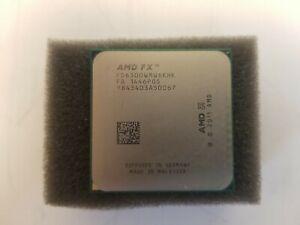 AMD FX-6300 FD6300WMW6KHK 6 Core 3.50GHz CPU Processor Socket AM3+