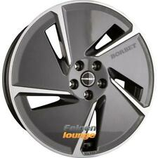 4x BORBET AE Mistral Anthracite Polished Glossy 7,5x20 ET44 5x112 ML57.1