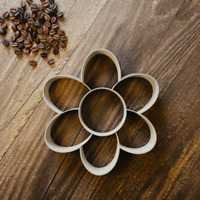 Daisy Flower Petal Cookie Cutter - Biscuit - Flower Fondant Cutter - 3 Sizes