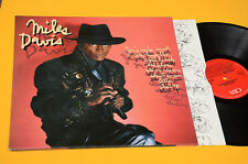 MILES DAVIS LP YOU'RE UNDER ARREST OLANDA 1985 TOP JAZZ NM ! AUDIOFILI GATEFOLD