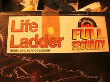 Instant Fire Escape Ladder
